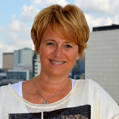 Gudrun Briat, KCE communications