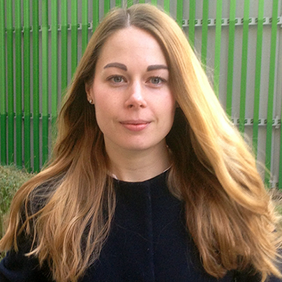 Karin Schölin Bywall, PhD student at Uppsala University