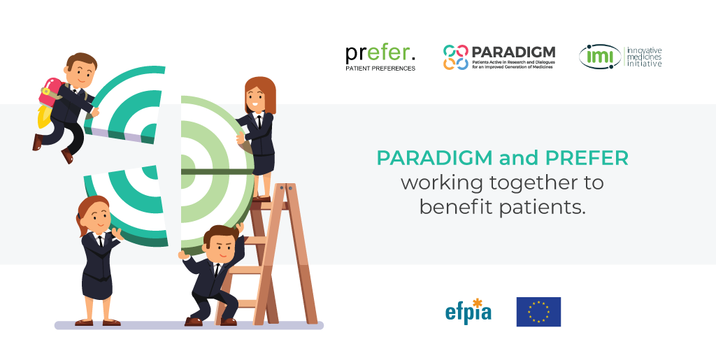 PARADIGM and PREFER: Working together to benefit patients